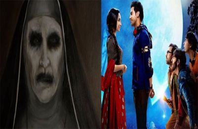 The Nun vs Stree: Weekend box office clash