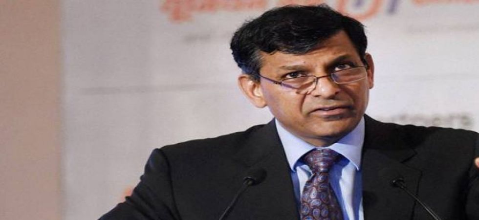 Rupee not to go in for free fall: Former RBI Governor Rajan (File Photo- PTI)