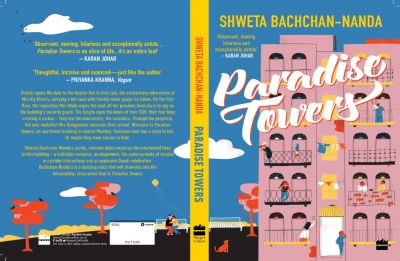 Shweta Bachchan's gift to father Amitabh Bachchan: launch of her debut book 'Paradise Towers'