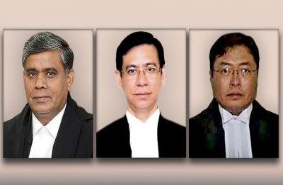 SC Collegium recommends transfer of three High Court judges; Manipur, Gauhati, Telangana and Andhra Pradesh