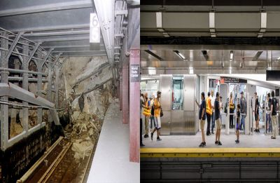 9/11 attacks victim World Trade Centre's Cortlandt subway reopens after 17 years