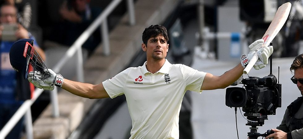 England vs India 5th Test: Alastair Cook smashed 147 runs in his final Test match at the Oval (Photo: Twitter)