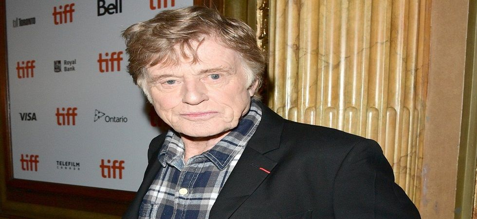 I can't last forever: Robert Redford on retirement (Photo- Twitter/@PageSix)