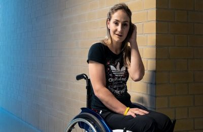 """'I could have died,"""" says paralysed Olympic champion Vogel"""