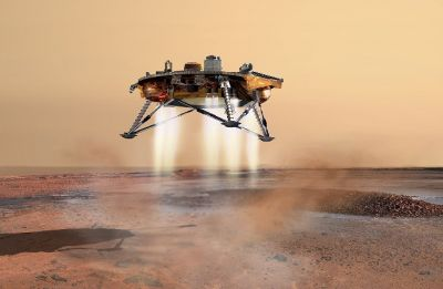Life on Mars: Hazards of manned mission to the red planet