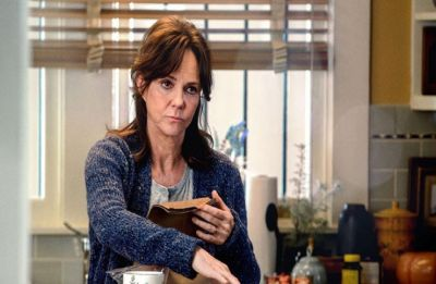 Sally Field recalls sexual abuse by stepfather in memoir