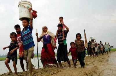 UN teams given first access to Myanmar's Rakhine