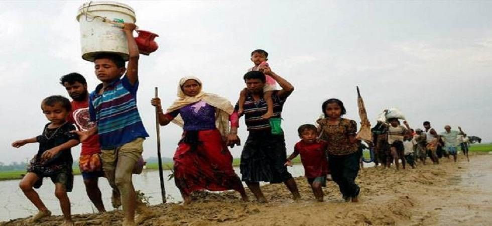 UN teams given first access to Myanmar's Rakhine (File Photo)