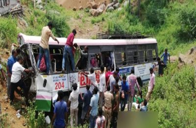 Telangana Bus Accident: Man at wheel was presented best driver award by state govt in August