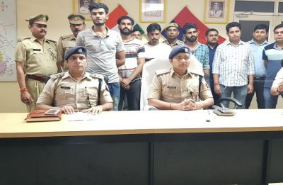 Noida police bust two gangs of robbers, six arrested