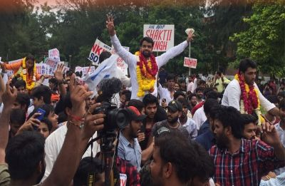 DUSU Elections 2018 Results Updates: ABVP bags three posts, NSUI one; Ankiv Baisoya is DUSU president
