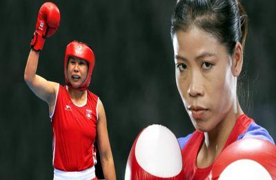 Sarita, Mary Kom in semis; assured of medals at Polish boxing tourney