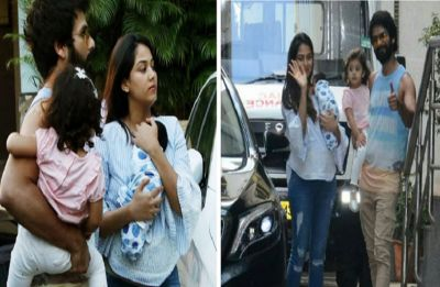 Shahid Kapoor prefers parenting over promotional activities. Here's the proof