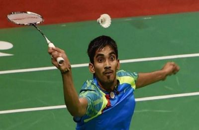 Sindhu, Prannoy lose; Srikanth sails into quarters at Japan Open