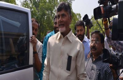 Arrest warrant issued against Chandrababu Naidu, TDP alleges conspiracy by PM Modi, Amit Shah