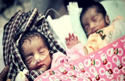 Man throws toddler daughter from terrace after wife gives birth to second girl