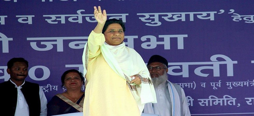 Will Mayawati clinch a good bargain from Congress for BSP in MP, Rajasthan and Chhattisgarh? (Photo: Facebook)