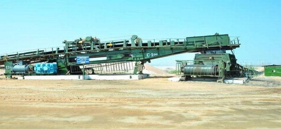 NLC India sets up new conveyor system (File Photo)