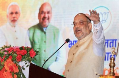 Action plan to check fuel price rise, fall in rupee soon, says Amit Shah