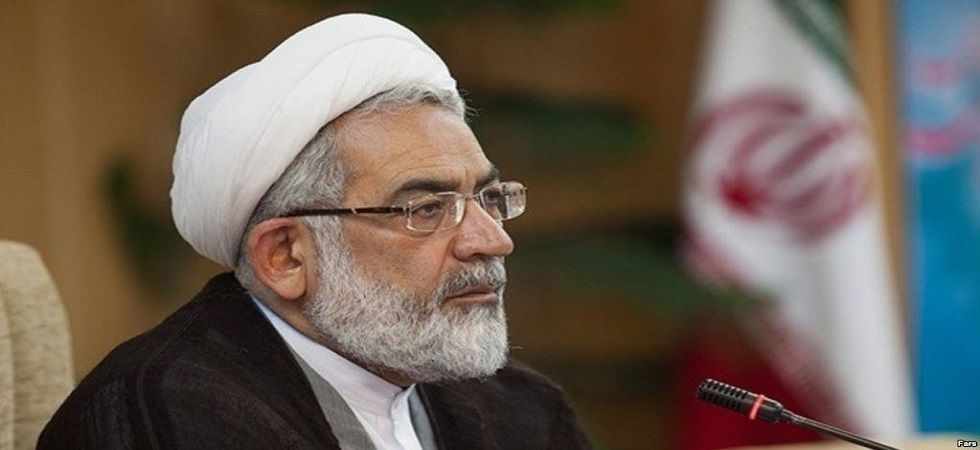 Iranian Attorney General Mohammad Jafar Montazeri (Photo- Twitter/@HeshmatAlavi)