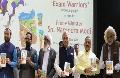 Urdu version of PM Modi's book 'Exam Warriors' released