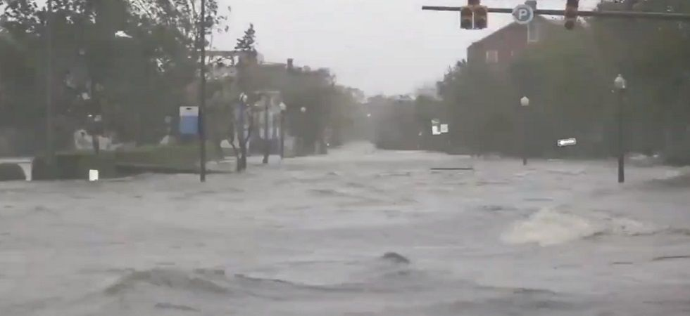 Florence turns deadly, unleashing 'catastrophic' floods on Carolinas (Photo- Twitter)
