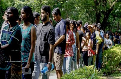 JNUSU Elections 2018: Counting suspended; Left claims ABVP members created ruckus