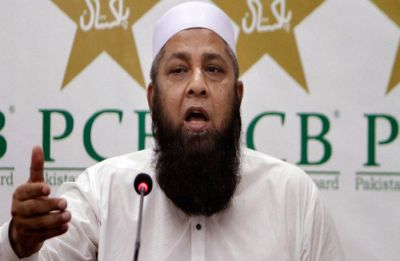WATCH: Inzamam-ul-Haq attacks Indian fan for calling him 'aloo', 'motu'