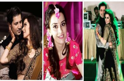 Inside Sumeet Vyas and Ekta Kaul's fairytale wedding; See pictures