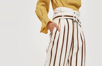 Style Inspiration: Paper-bag waist trend is here to stay!