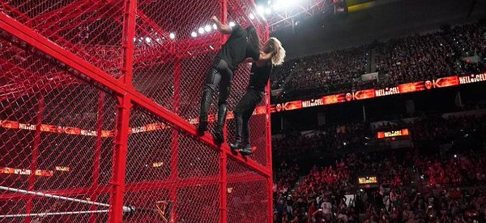 WWE Hell in a Cell 2018: Check full results, plot twist and surprises (Photo: Twitter)