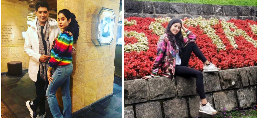 Jahnvi Kapoor, Dhadak, Bollywood Film, Travel goals, Switzerland, Image Courtesy: Instagram