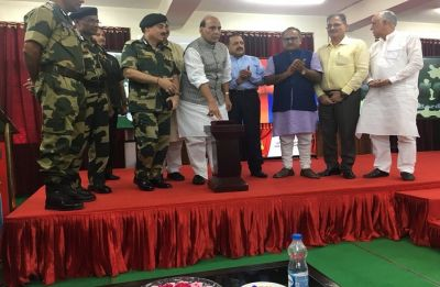 Rajnath Singh launches 'smart fencing' projects: Know how they will boost BSF's security