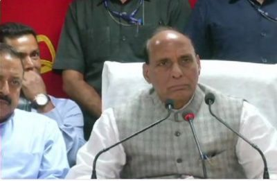 Rewari gang-rape: Haryana CM assured me of taking appropriate action, says Rajnath Singh