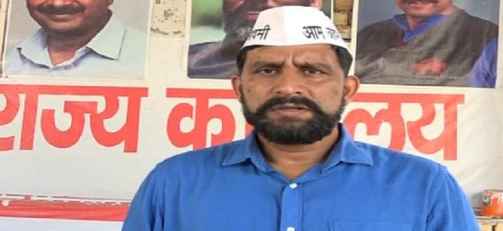 Rewari gang-rape: AAP leader Naveen Jaihind sparks controversy while taking dig (Photo- Twitter/ANI)
