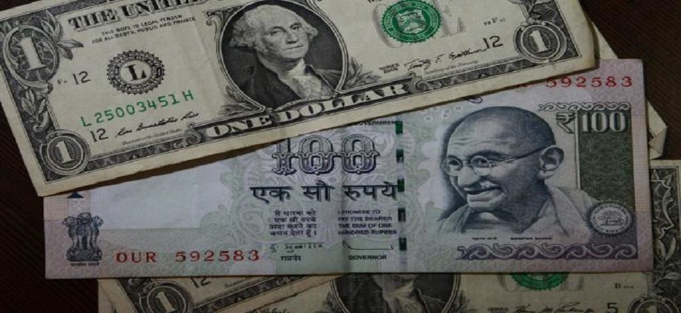 FBIL sets rupee reference rate at 72.3796 against dollar