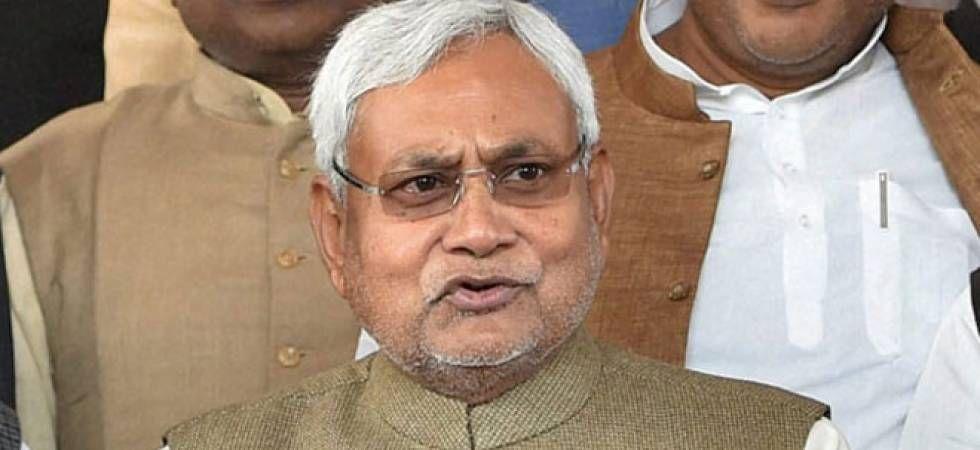 Bihar CM Nitish Kumar admitted to AIIMS (File Photo)