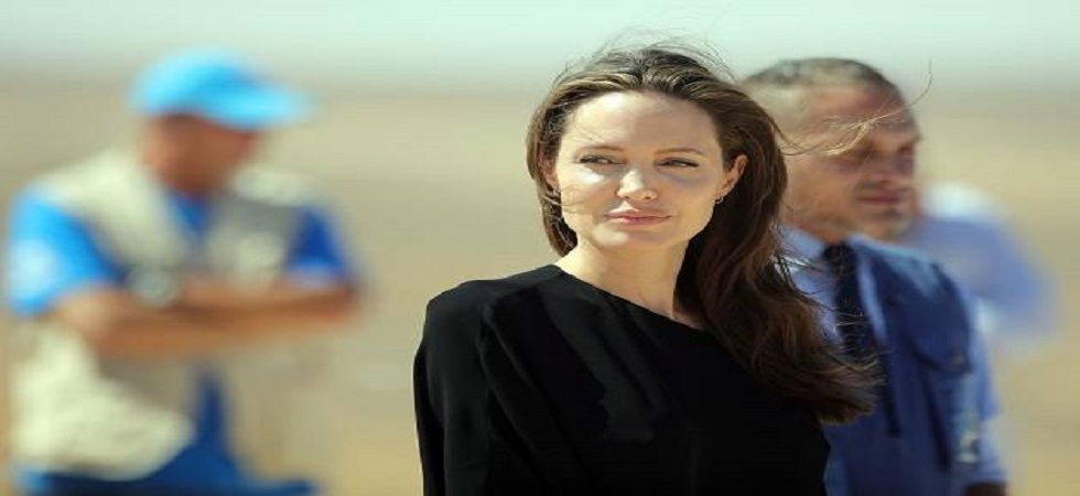 Angelina Jolie to star in thriller 'The Kept' (File Photo)