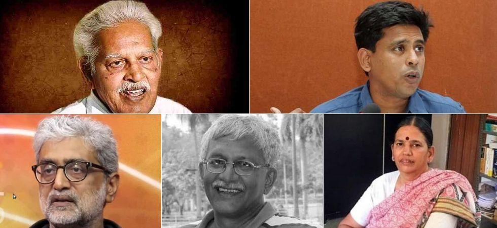 Bhima-Koregaon case: SC extends house arrest of five activists till tomorrow (File photo)