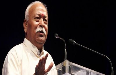 Mohan Bhagwat says inter-caste marriages most common among RSS volunteers
