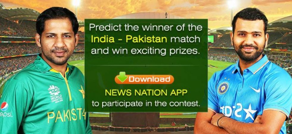 India vs Pakistan Cricker Contest - Join now and win exciting prizes!