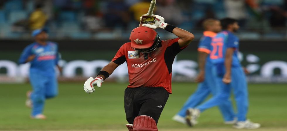 Asia Cup 2018, India vs Hong Kong: Men in blue survive mighty scare (Photo: Twitter)