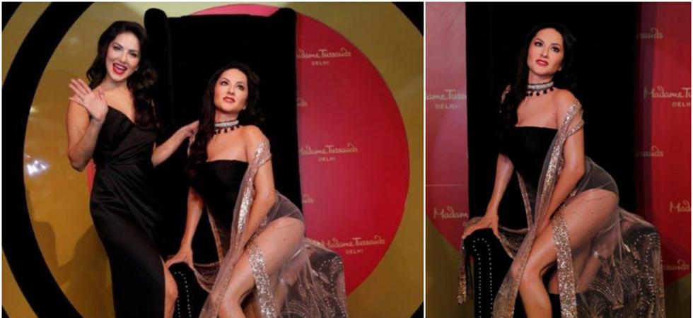 Sunny Leone, wax statue, Madame Tussauds, Delhi, Bigg Boss, Salman Khan/ Image courtesy: Instagram