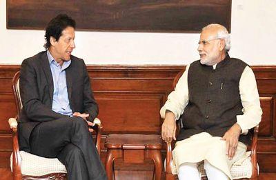 Imran Khan writes to PM Modi: 'Look forward to working with you'