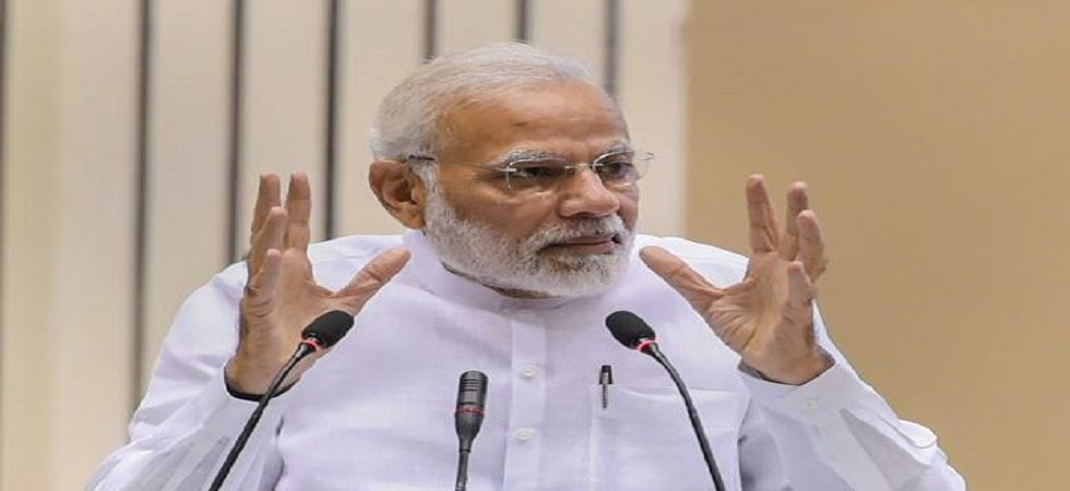 Indian economy to reach USD 5 trillion size by 2022: PM (File Photo- PTI)