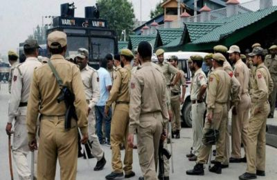 'Why did they kill my father?' asks 12-year-old son of Kashmir cop