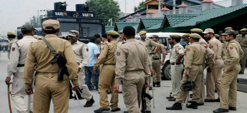 Three police personnel were killed by Hizbul Mujahideen on Friday (Representational image)