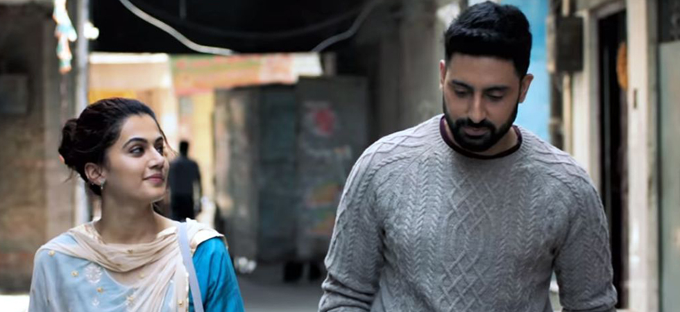 Manmarziyaan, Abhishek Bachchan, Cuts, deleted scenes, Taapsee Pannu, Vicky Kaushal/ Image courtesy: A still from Manmarziyaan