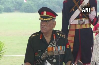 Terrorism and talks can't go hand in hand: Army Chief General Bipin Rawat