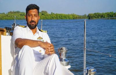 Injured Navy officer's 'dismasted' yacht located, who is Abhilash Tomy and how the incident happened?